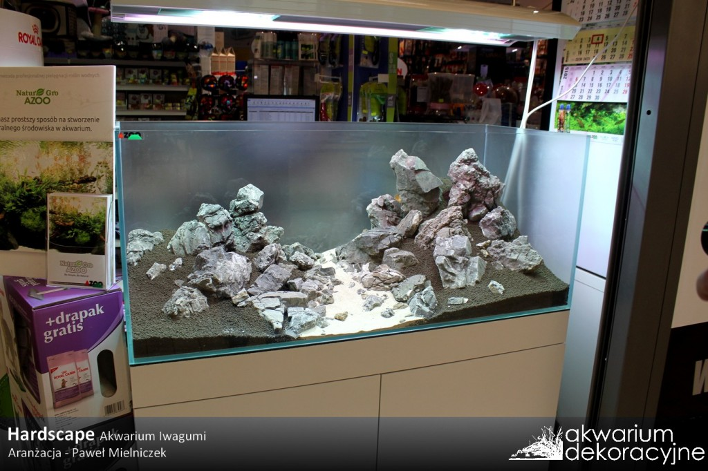 zakładanie akwarium dekoracyjne warszawa aquarius jubilerska 15