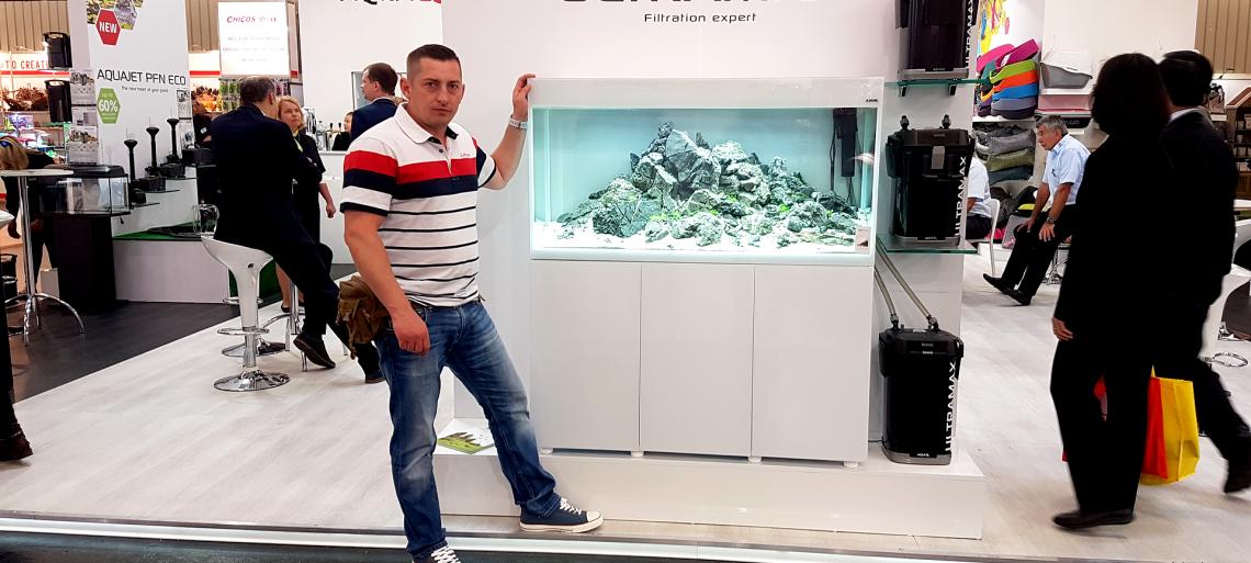 aquael ultramax, akwarium dekoracyjne, aquael glossy