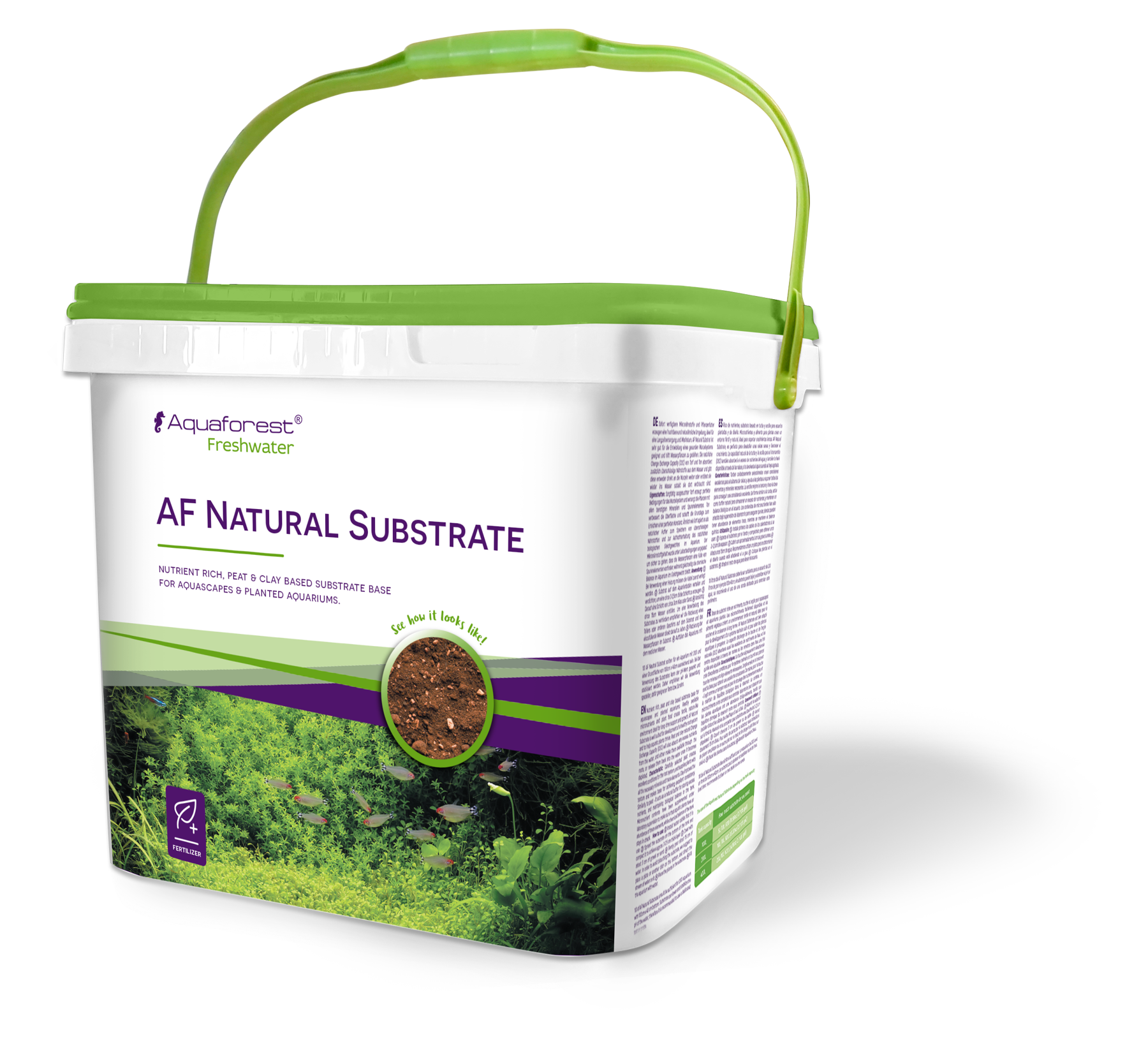 Aquaforest Natural Substrate